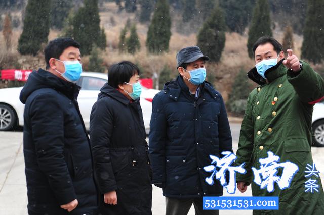 济南市文化和旅游局选派25个小组下沉社区 助力一线防疫