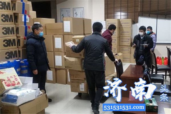 """济南市应急局救灾和物资保障处负责人徐英亮成为济南市第一位被""""火线提拔""""的干部"""