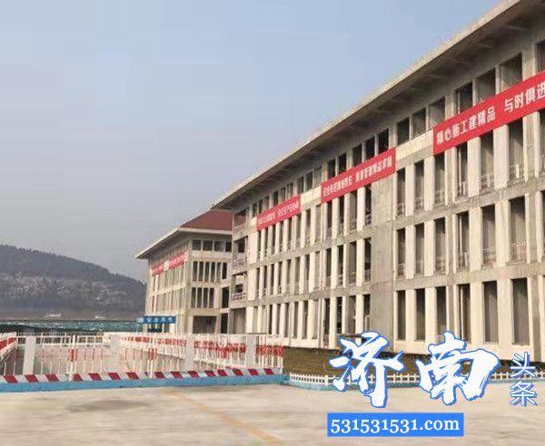 济南市规划建设4座大型医院市疾控中心、血保中心、急救中心也将初步规划
