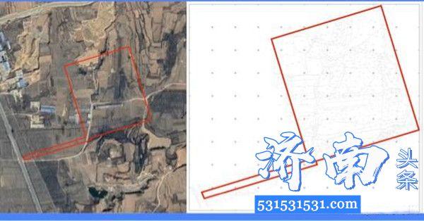 济南厨余垃圾处理厂项目规划选址正在进行批前公示